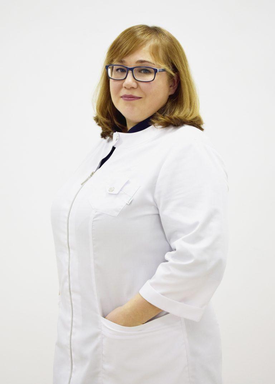Ахмадуллина Айгуль Фагитовна
