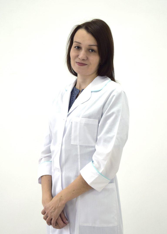 Ахкямова Альбина Ярамилевна