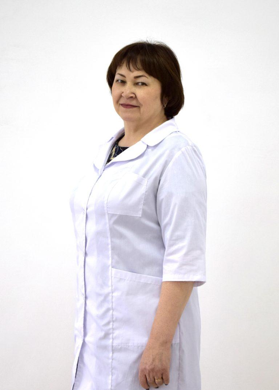 Кагирова Лилия Гафифовна