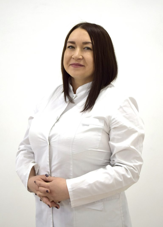 Хайдарова Эльвина Илмировна